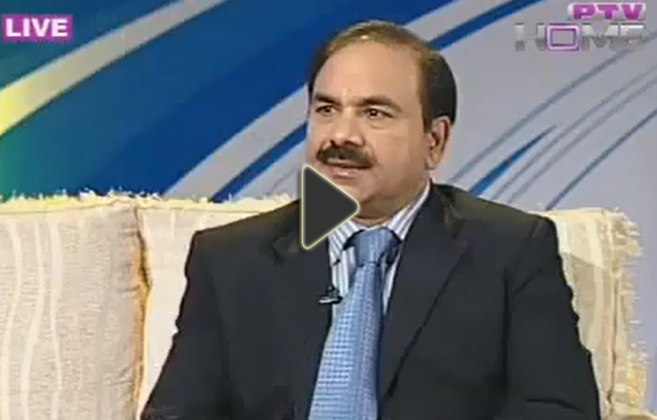 Prof. Dr. Arshad Chohan 's interview on Noor Morning Show PTV